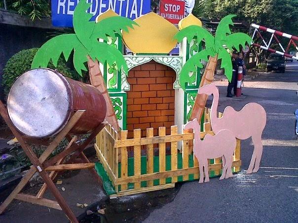 Dekorasi Idul Fitri   SANGGAR ADITYA