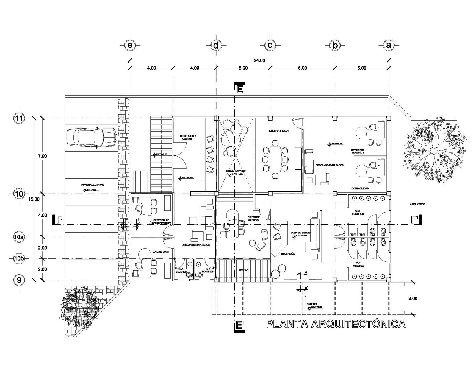Dibujante arquitectonico definici n y perfil profesional for Programas para disenar planos arquitectonicos