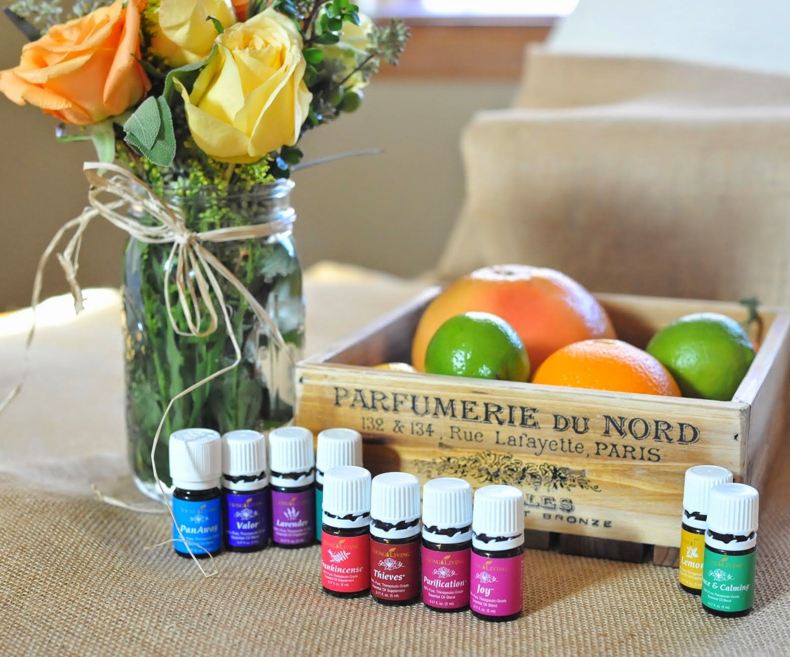 Le Bouquet Essential Oils