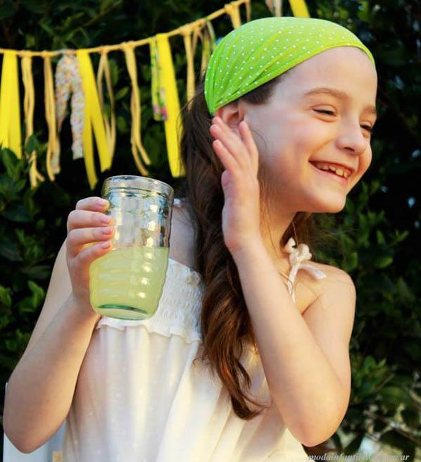 pañuelos para niñas primavera verano 2014