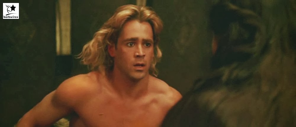 Colin farrell naked in alexander