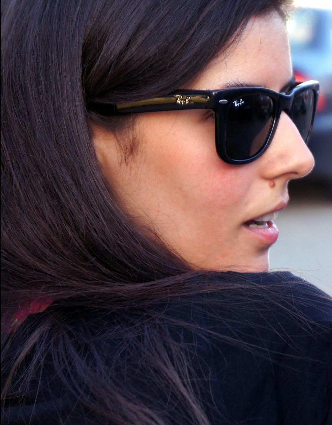 A atriz Catarina Gonçalves está de volta