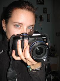 La mia fotografa, la mia bambina