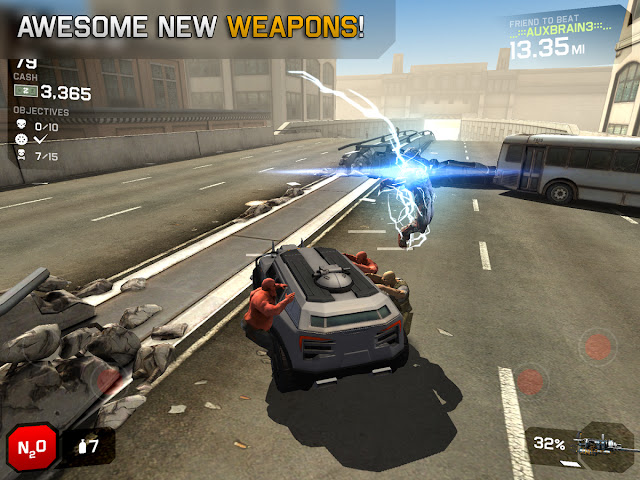 Zombie Highway 2 Unlimited All
