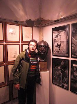 A Barcellona nel museo dedicato al mio artista preferito (2010)
