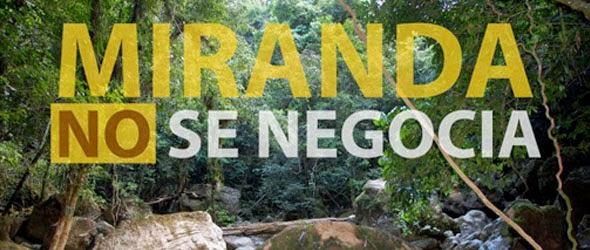 Lucha por Loma Miranda Parque Nacional