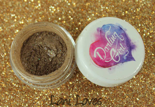 Darling Girl Tapestry of Obscenities Eyeshadow Swatches & Review