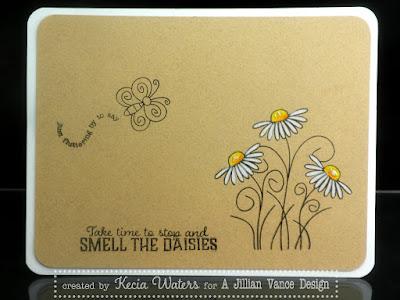 A Jillian Vance Design, Lisa Lara Originals, Kecia Waters, daisies