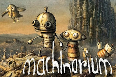 Machinarium - award winning puzzle game now on android