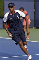 Angelo Anderson - US Open Ballperson