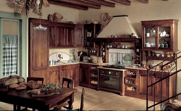 Modern furniture traditional kitchen design ideas 2012 - De marchi cucine ...