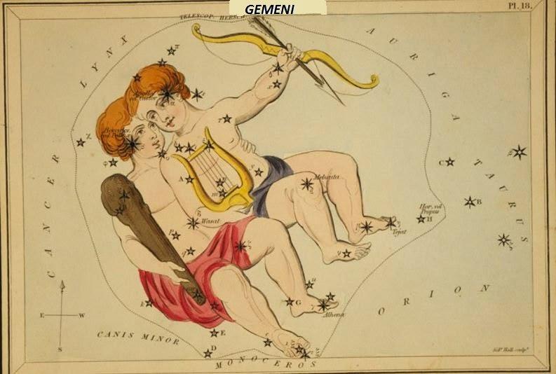 Horoscop august 2014 - Gemeni