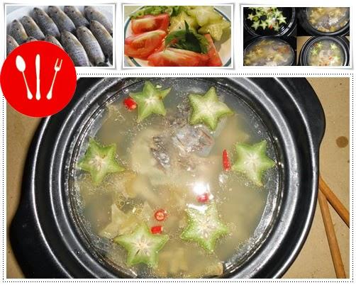 Image result for cá nấu khế