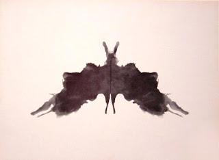 Test de Rorschach planche 5