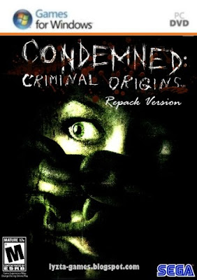 Condemned: Criminal Origins (Repack) PC Cover