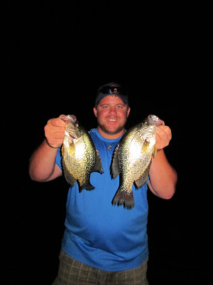 Fall crappie fishingbuddy for Fall crappie fishing