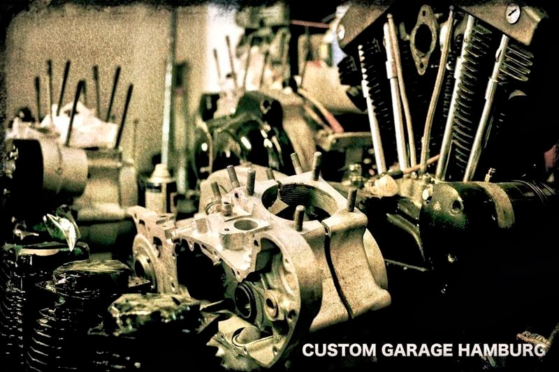 CUSTOM GARAGE HAMBURG