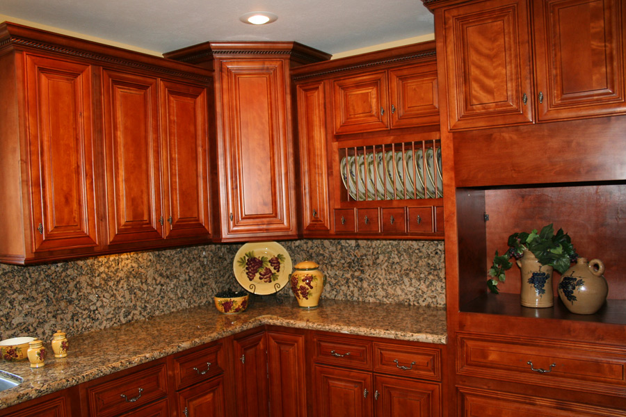 Outstanding Kitchen Ideas with Cherry Cabinets 900 x 600 · 218 kB · jpeg