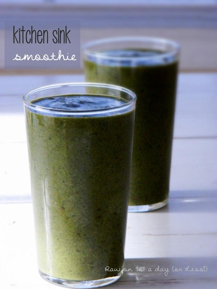 raw food smoothie recipes pdf