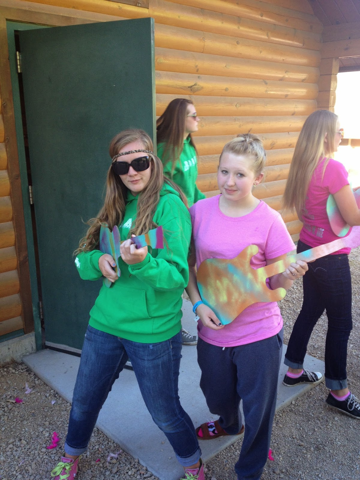 BumbleDo: YW Camp