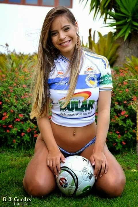 Bianca Carvalho Musa do Jacobina | Futebol Baiano - Noticias do ...