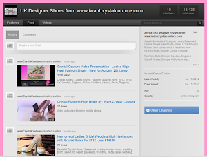 Crystal Shoes on YouTube