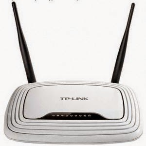 Shopclues : Buy TP-LINK TL-WR841N 300Mbps Wireless N Router at Price Drop Rs.999 only