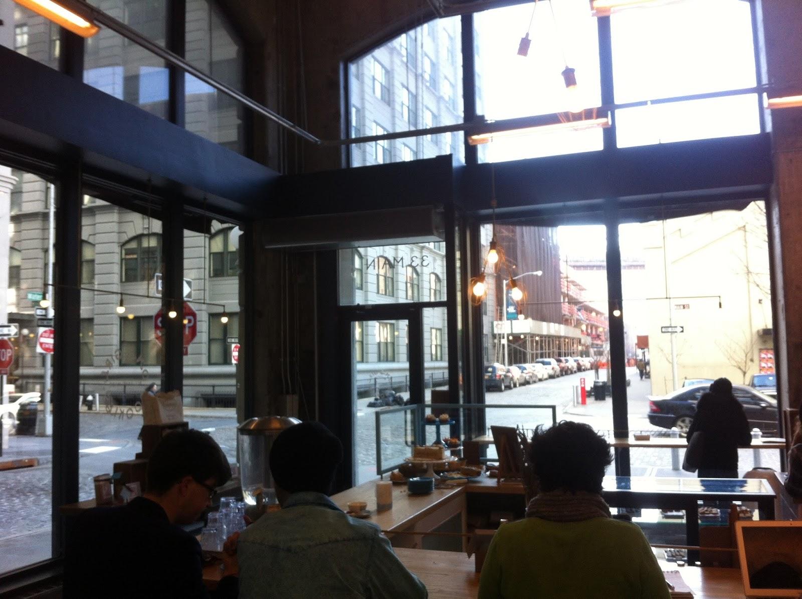 Fulton St Brooklyn Cafe