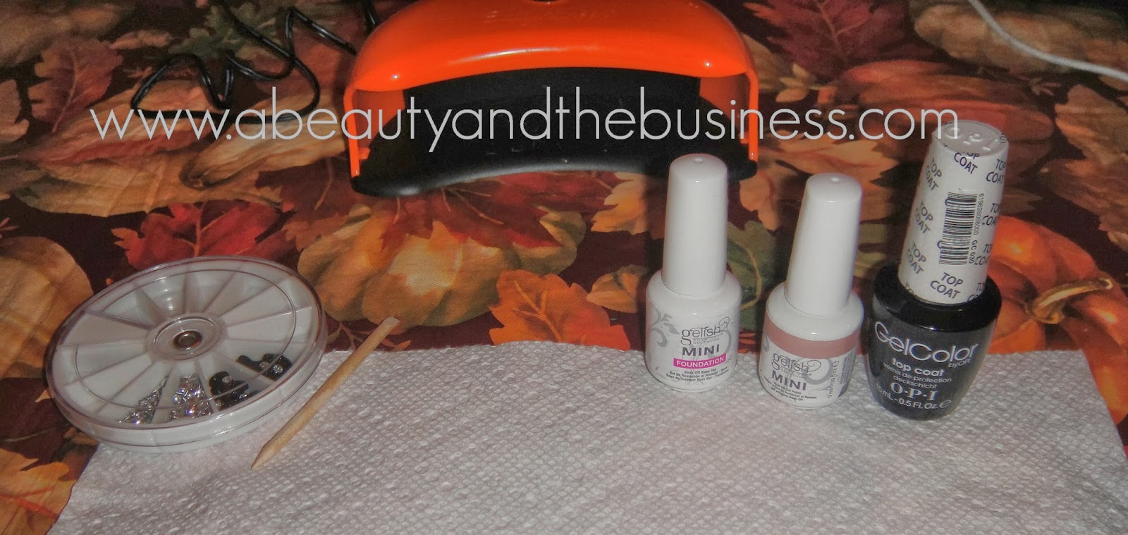 Gelish, Gelish Skinny Vanilla Latte, Gelish Skinny Vanilla Latte swatch, gelish nail art, Gelish gel polish, Gel polish nail art, OPI top coat, Gelish foundations, born pretty store haul, , nail art, nail bows