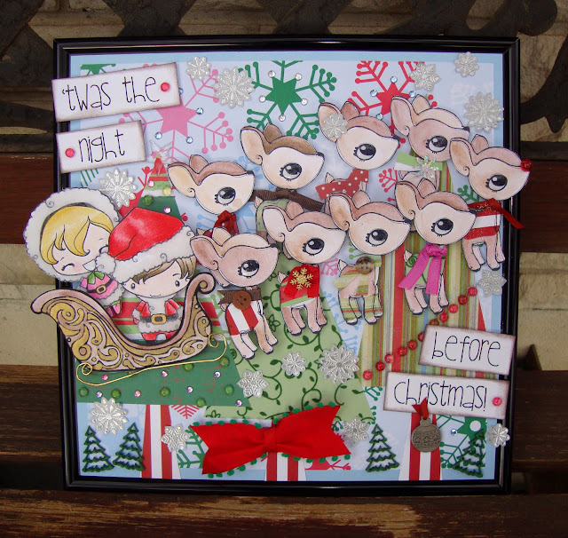 http://doodlesbynoodles.blogspot.com/2010/11/ugly-christmas-sweater-inspired-card.html