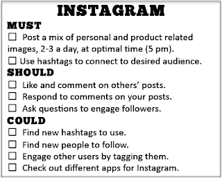 This TPT social media planner and the weekly checklists will help you prioritize the steps you need to take to establish your presence on social media.