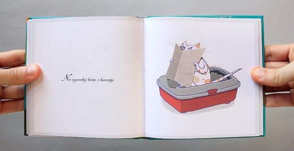 Każdy kot ma dwa końce