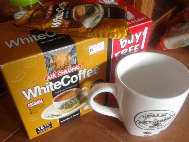 Aik Cheong White Coffee