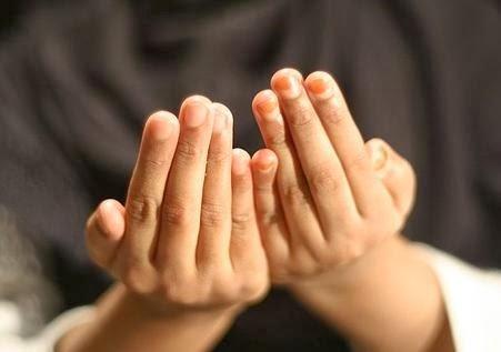 Muslim Praying Hands Images