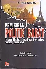 toko buku rahma: buku PEMIKIRAN POLITIK BARAT, pengarang firdaus syam, penerbit bumi aksara