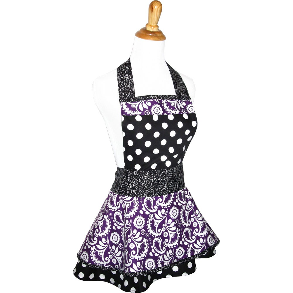 Kitchen Apron : Kitchen Aprons = Cute + Sexy
