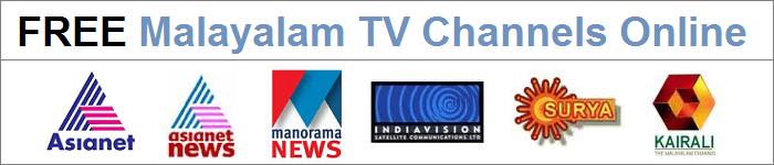 Malayalam Live Tv