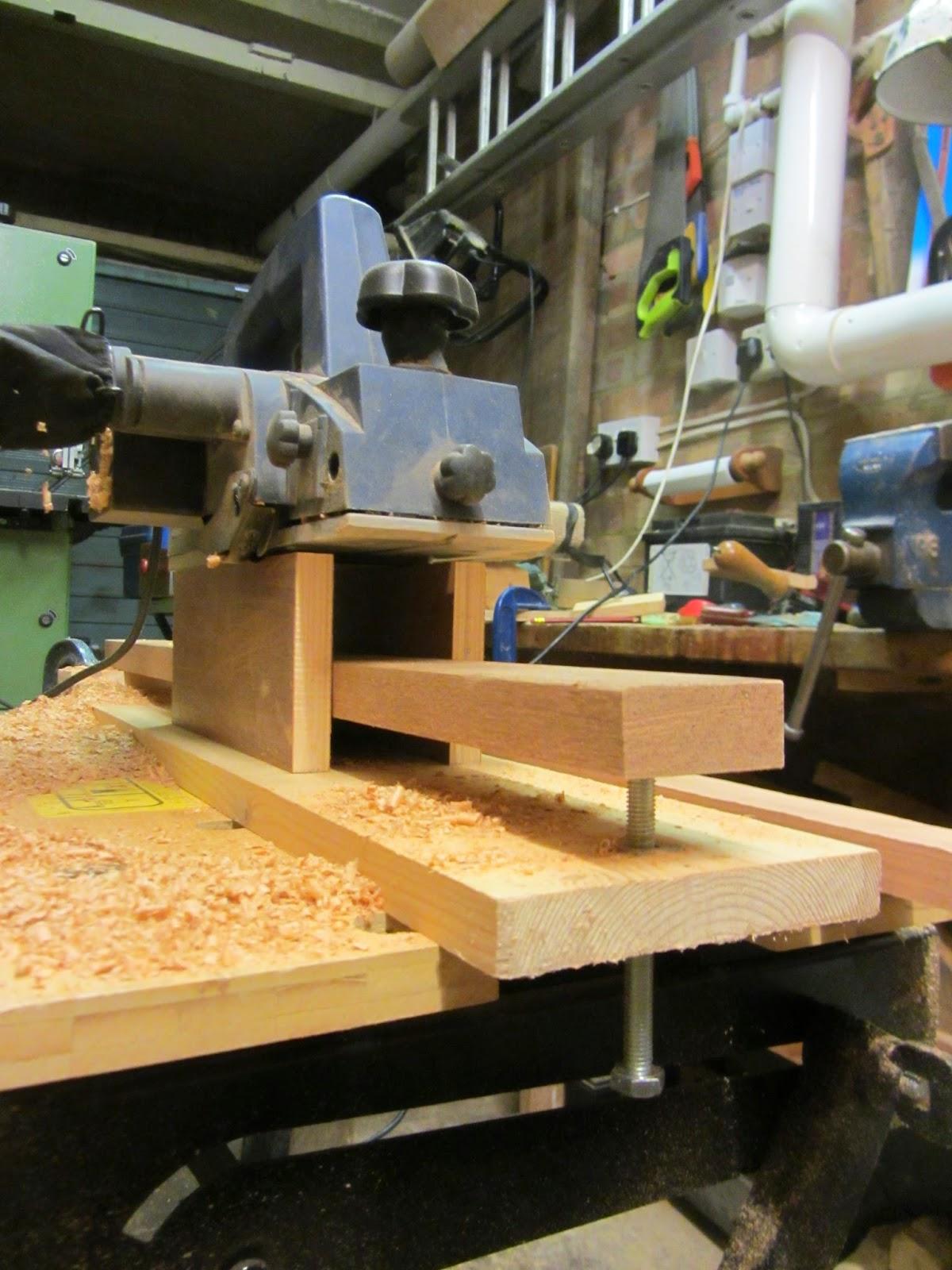 good diy wood thickness planer 13