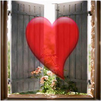 As portas do coração
