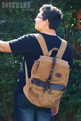 Happy Cow Urban Hemp Backpack Review