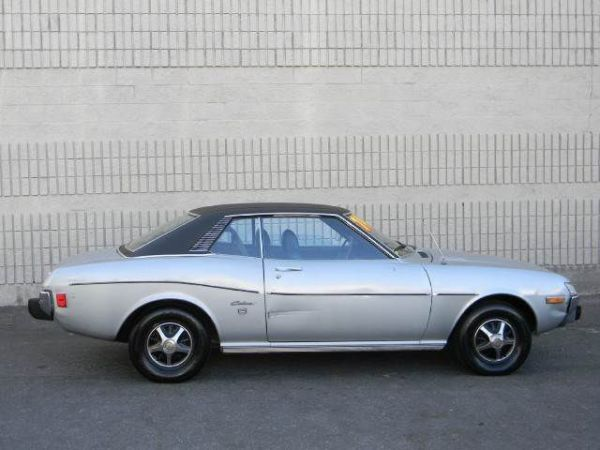 Insomniac Garage Found On Craigslist 1974 Toyota Celica St