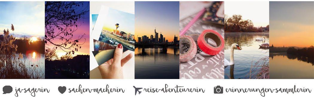 die ja-sagerin - DIY -  Travel & Lifestyleblog aus Frankfurt