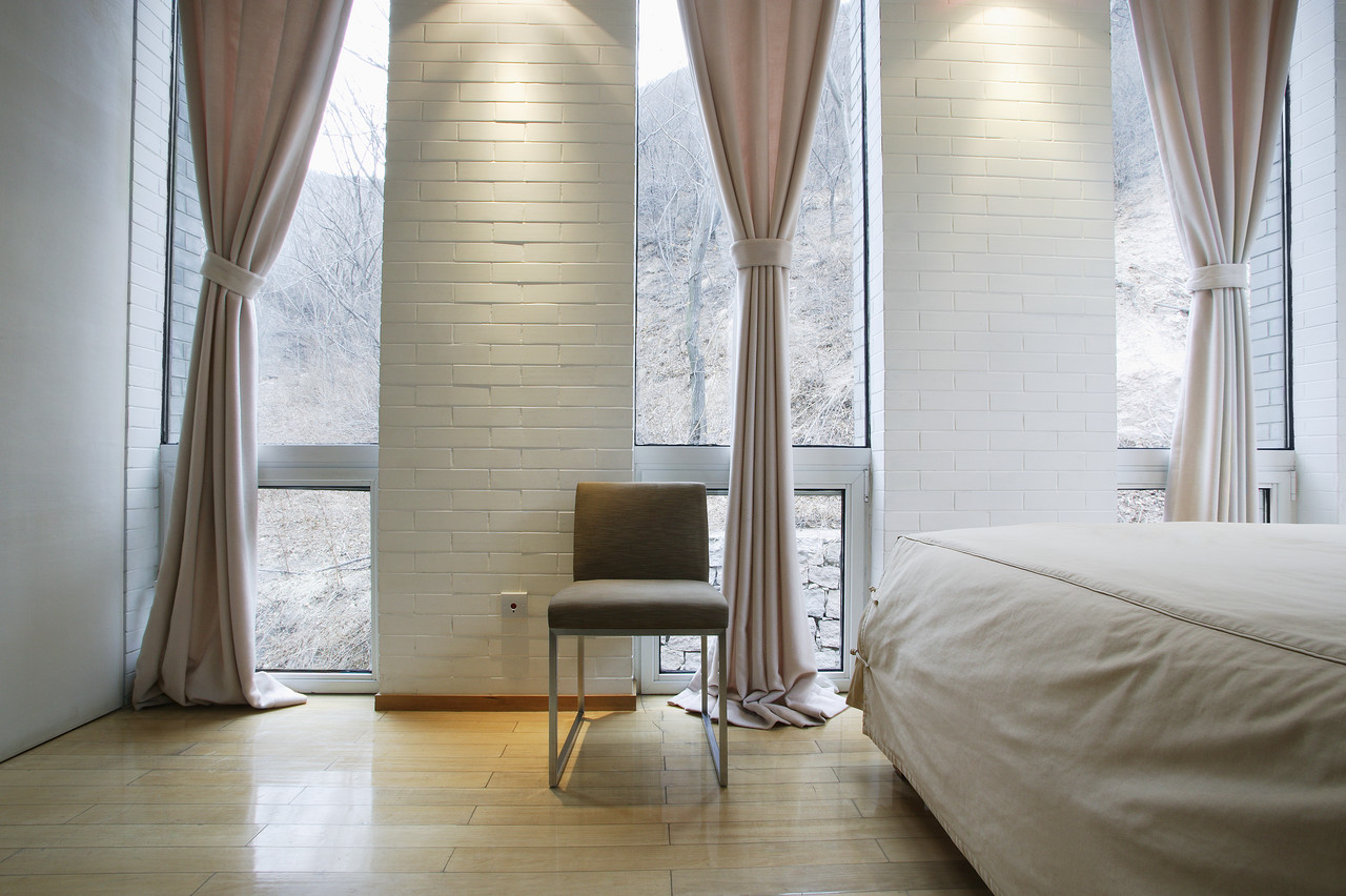 Bedroom Window Curtain Ideas