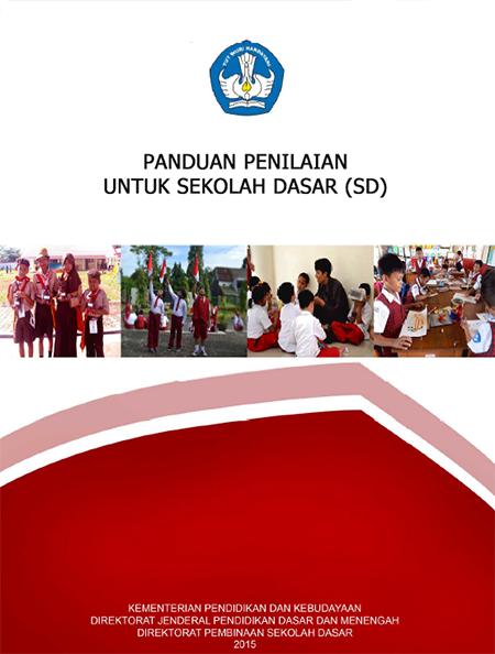 Download Buku Panduan Penilaian Untuk Guru (SD)