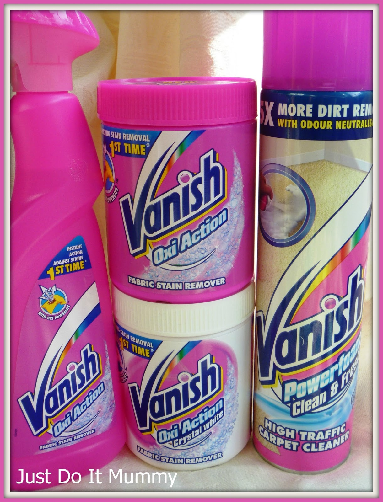 just do it mummy featured post vanish stain remover