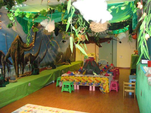 Dinosaur Themed Birthday Party Ideas Plan Dinosaur Themed