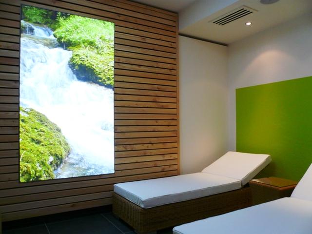 spa und wellness interwellness kleiner wellnessbereich in zwiesel er ffnet. Black Bedroom Furniture Sets. Home Design Ideas