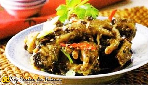 Ceker Ayam Taosi