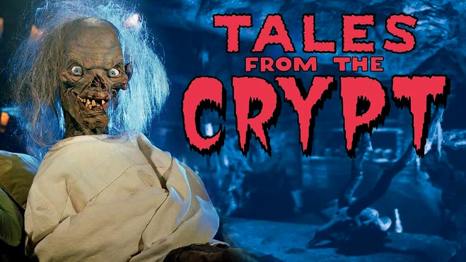 Christmas TV History: 1990s Christmas: Tales from the Crypt