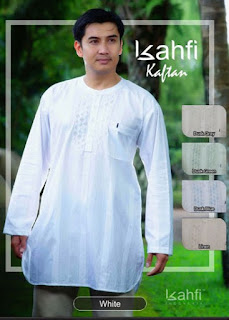 Beberapa Pilihan Baju Muslim Koko Lebaran